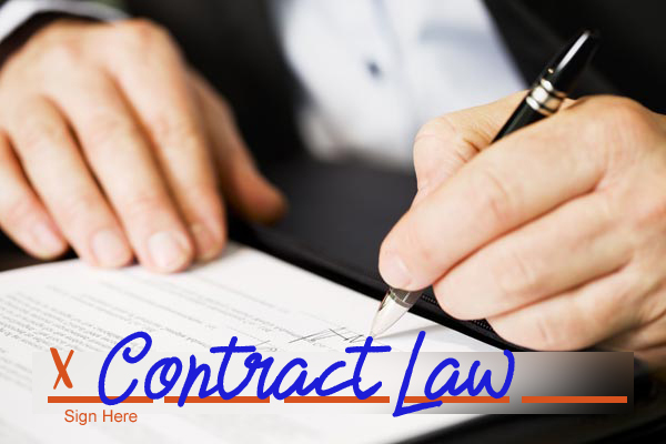 Contract Law for Licensees