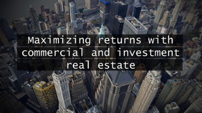 Commercial & Real Estate Investment: Tools of the Trade
