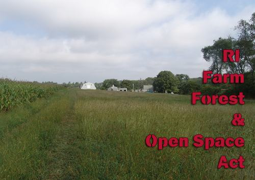 Farm, Forest and Open Space Act