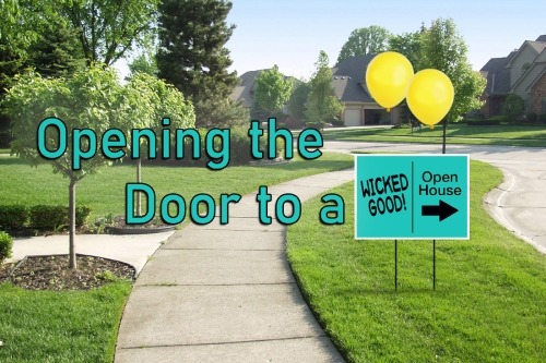 Opening the Doors to Wicked Good Open Houses
